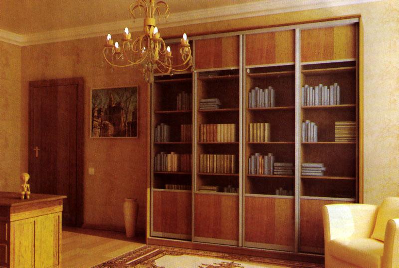 Стандартные библиотеки и стеллажи мебельный магазин zheldor-.